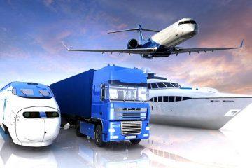 Cross boarder and international freight forwarding