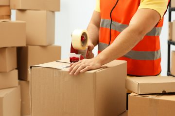 Packing and allocation service